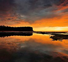 Bungan Reflections by TimboDon