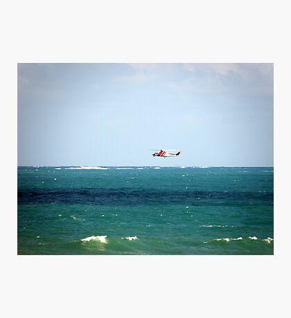 Rescue   Photographic Print