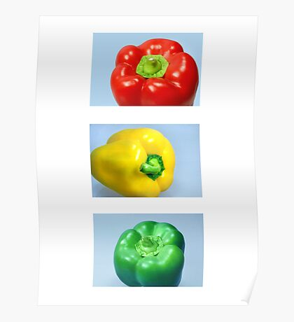 Traffic Light Food Labelling Poster
