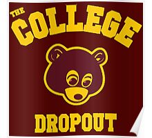 Bear Dropout Poster