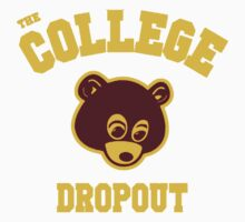 Bear Dropout Kids Tee