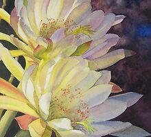 Cynthia's Cactus by Jan Lawnikanis