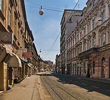 Keep on Walking by Željko Malagurski