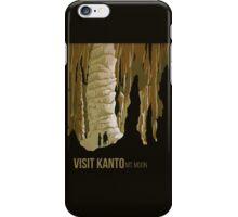 Visit Kanto,  Pokemon Poster Mt. Moon iPhone Case/Skin
