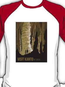 Visit Kanto,  Pokemon Poster Mt. Moon T-Shirt