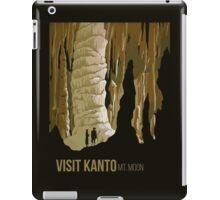 Visit Kanto,  Pokemon Poster Mt. Moon iPad Case/Skin