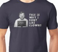 John Wayne Gacy Unisex T-Shirt