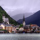 Hallstatt, Austria by Adrian Harvey