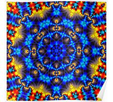 Irispiral Qi Poster