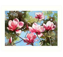 Botanicals 4 Art Print