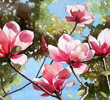 Botanicals 4 by Jan Lawnikanis
