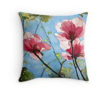 Botanicals 3 Throw Pillow