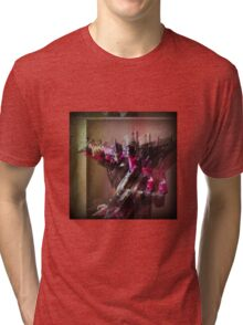 Skywarp Portrait Tri-blend T-Shirt