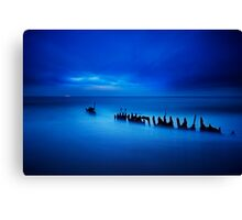 Dicky Beach Canvas Print