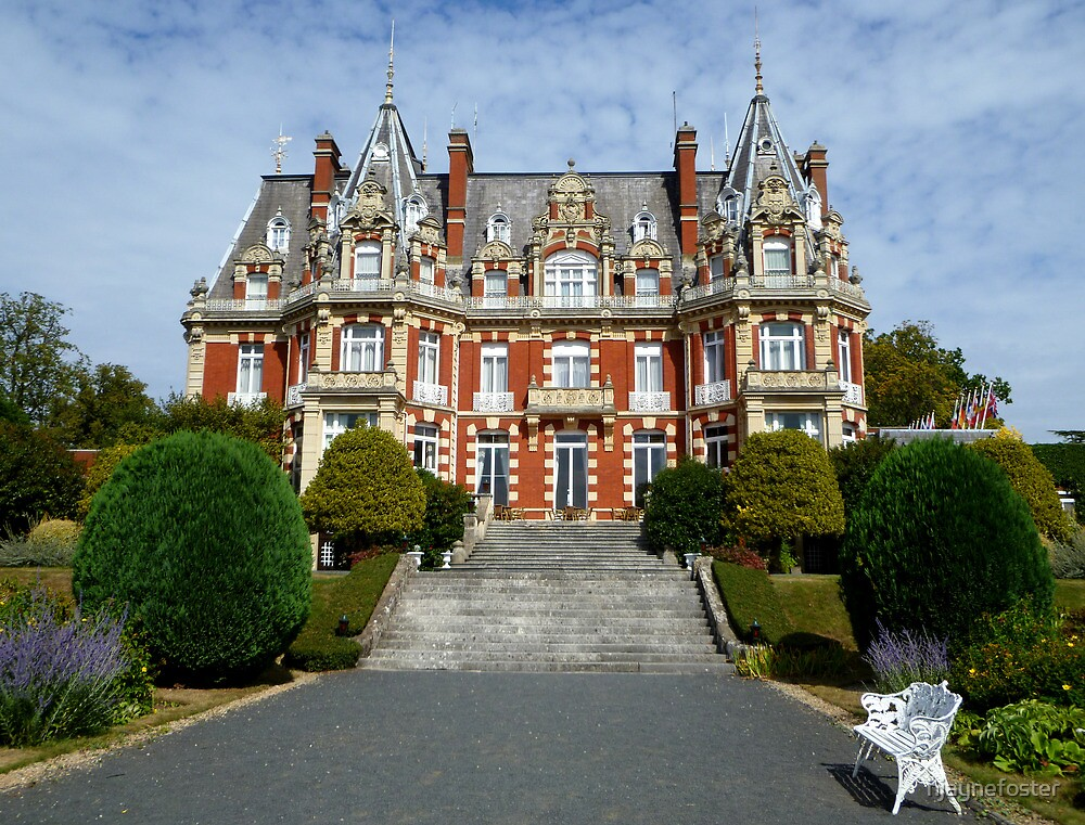 Chateau Impney, ENGLAND by hjaynefoster