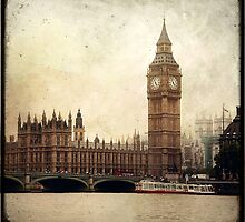 Big Ben by Marc Loret