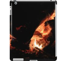 Cozy Fire iPad Case/Skin