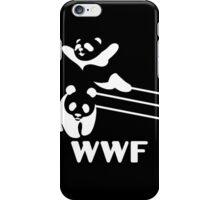 Funny Panda iPhone Case/Skin