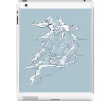 Weather Report iPad Case/Skin