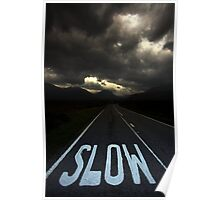Slow Road to Skye Poster