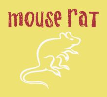 Funny Mouse Kids Tee