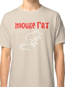 Funny Mouse Classic T-Shirt