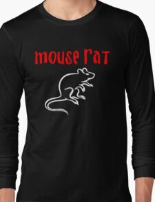 Funny Mouse Long Sleeve T-Shirt