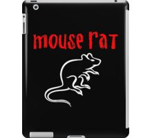 Funny Mouse iPad Case/Skin