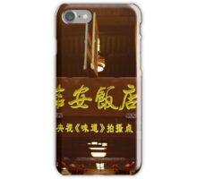 Jian Shui, China iPhone Case/Skin