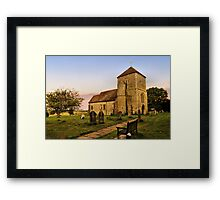 Kenardington Church Framed Print