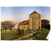 Kenardington Church Poster
