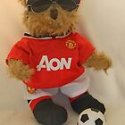 Manchester United Supporter Ted! by Michaela1991