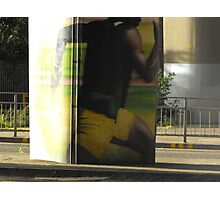 Runner Photographic Print