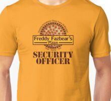 Freddy Fazbear's Pizza - Security Unisex T-Shirt