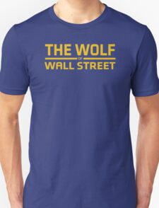 THE WOLF OF WALL STREET SCORSESE DICAPRIO STOCKS T-Shirt