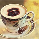 Cappuccino con bokeh by IngeHG