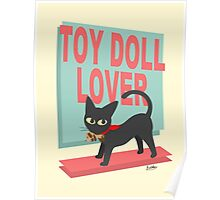 Toy Doll Lover Poster