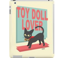 Toy Doll Lover iPad Case/Skin