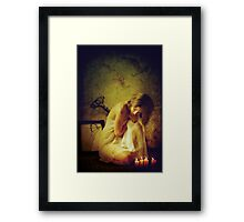 Not a Toy Framed Print