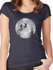 B.F.F. Women's Fitted Scoop T-Shirt
