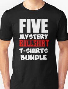 5 Mystery Bundle Funny Offensive Multibuy T-Shirt