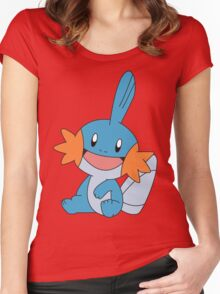 Mudkip Women's Fitted Scoop T-Shirt