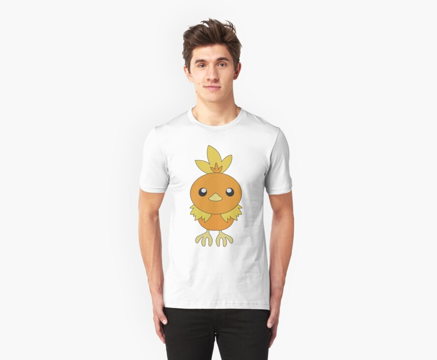 Torchic by Chris Stokes