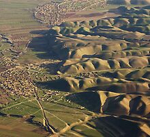 Farming Villages in Northern Afghanistan by Tim Grams