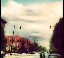 Halsted Street by Paul Teodori