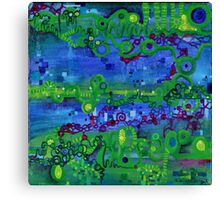 Green Function Canvas Print