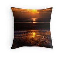 At Day's End Throw Pillow