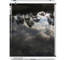Reflection on ripples iPad Case/Skin