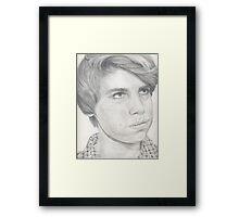 Pfffttt Framed Print