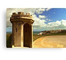 Castillo San Felipe del Morro - 1 Canvas Print